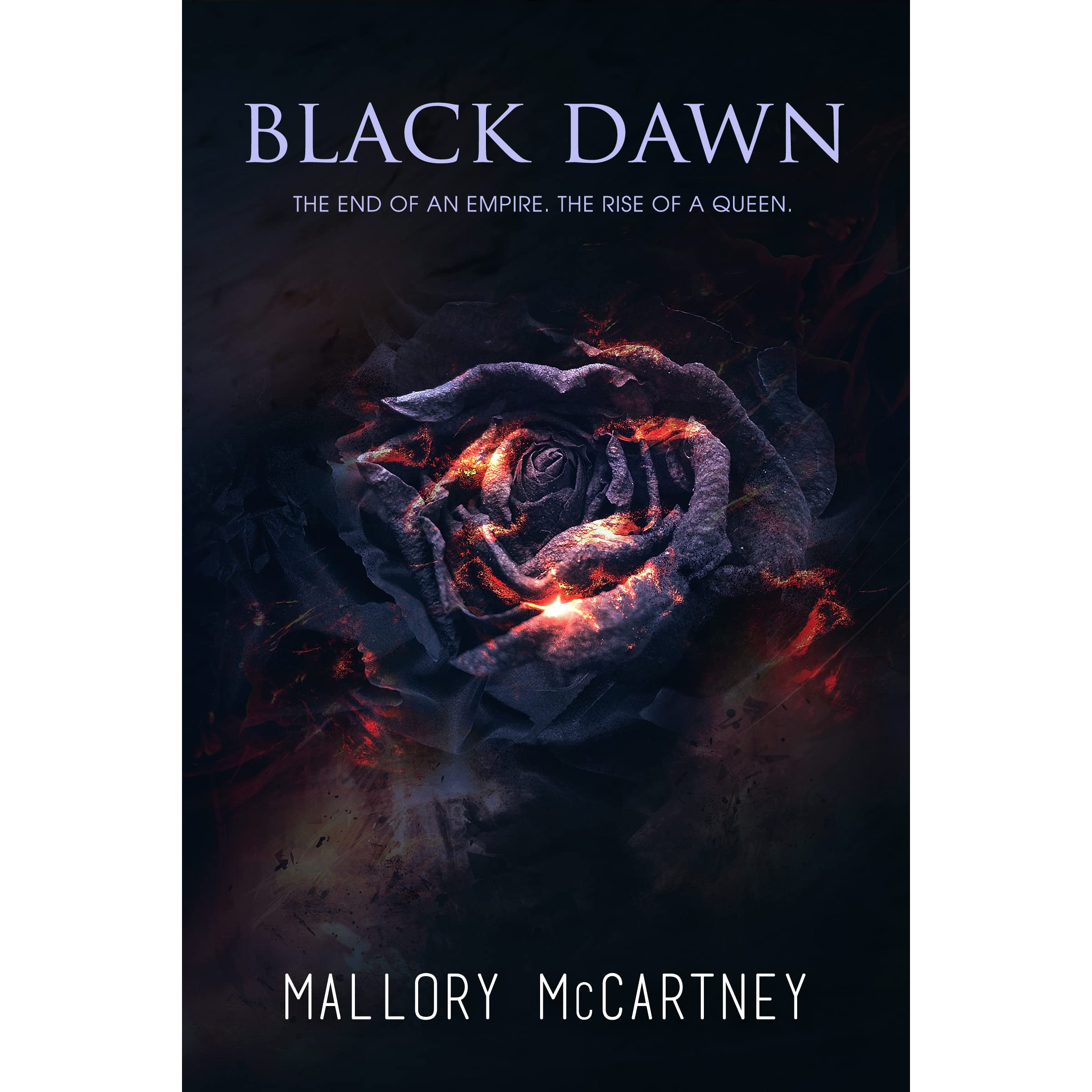 Image result for black dawn by mallory mccartney