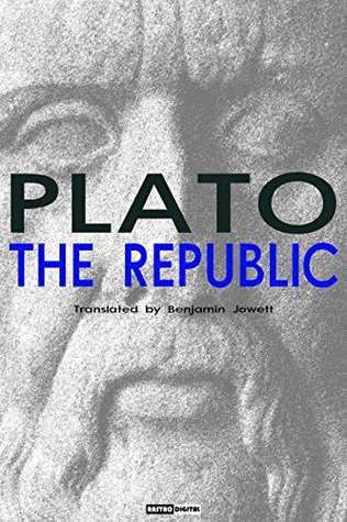 The Republic - Plato (With Notes)(Biography)(Illustrated)
