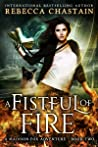 A Fistful of Fire (A Madison Fox, #2)