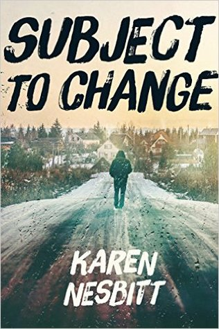 Subject to Change by Karen Nesbitt