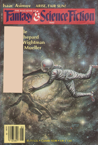 The Magazine of Fantasy & Science Fiction, May 1985 (The Magazine of Fantasy & Science Fiction, #408)