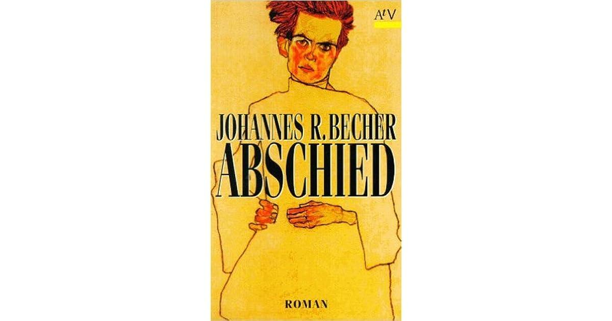 Abschied By Johannes R Becher