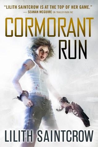 Cormorant Run by Lilith Saintcrow