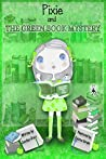 Book cover for Pixie And The Green Book Mystery (Pixie Book Mystery #1)