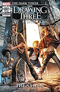 Dark Tower: The Drawing Of The Three - The Sailor #4 (of 5)