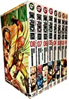 One-Punch Man Collection 8 Books Set (Volume 1-8)