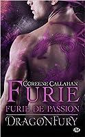 Furie de passion (Dragonfury, #5)