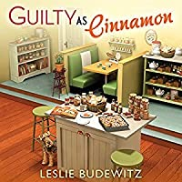 Guilty as Cinnamon (Spice Shop Mystery, #2)