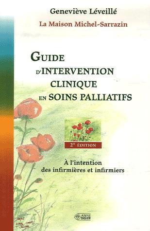 Guide d'intervention clinique en soins palliatifs