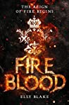 Fireblood (Frostblood Saga, #2) ebook review