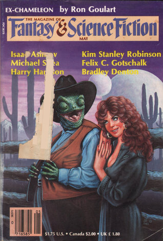 The Magazine of Fantasy & Science Fiction, May 1986 (The Magazine of Fantasy & Science Fiction, #420)