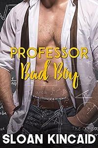 Professor Bad Boy (The Bad Boy Book 1)