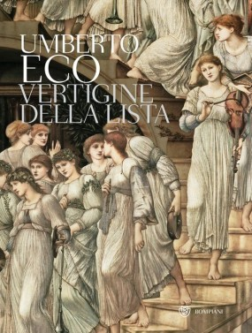 Vertigine della lista by Umberto Eco