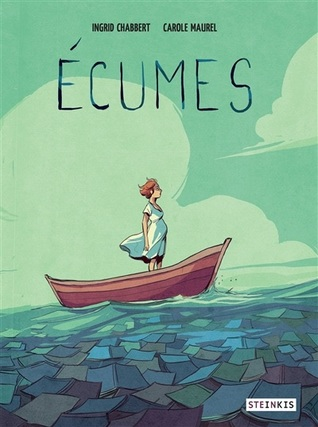 Écumes by Ingrid Chabbert