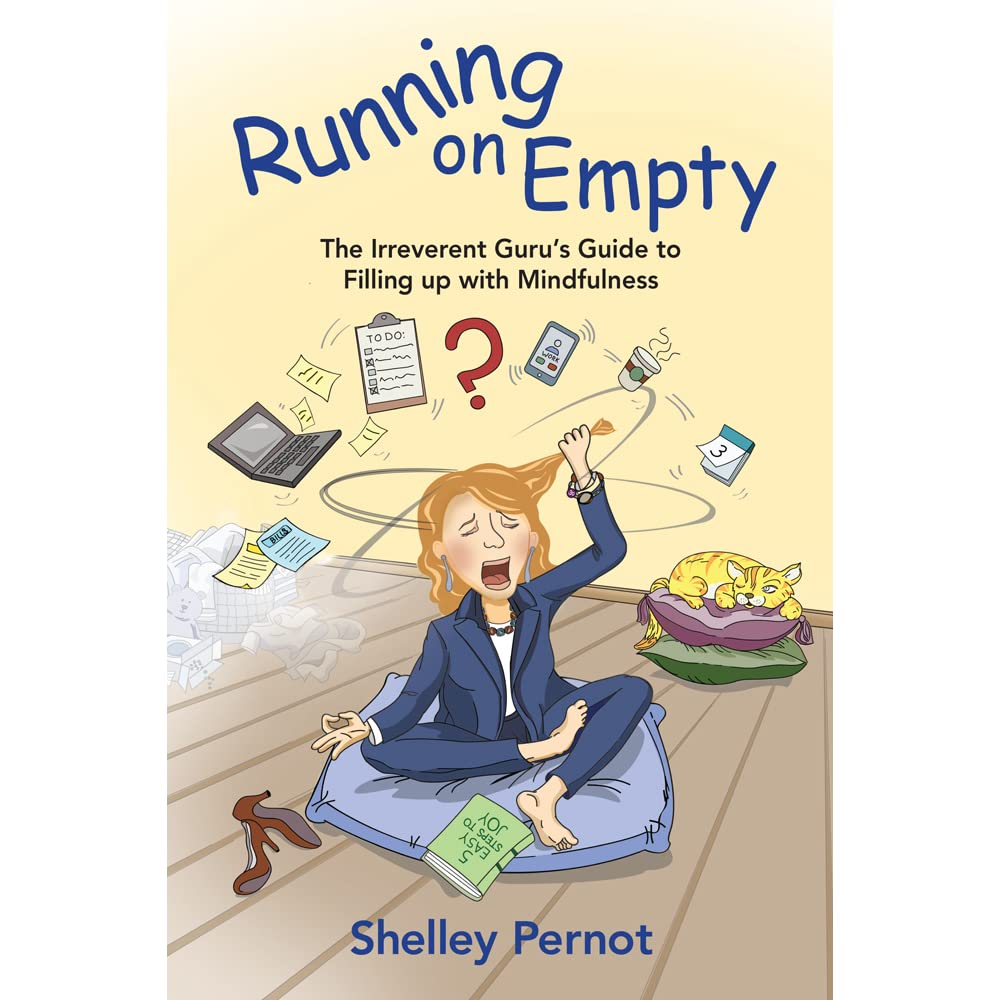 An experiment with the different world religions a clear and empty - Running On Empty The Irreverent Guru S Guide To Filling Up With Mindfulness By Shelley Pernot