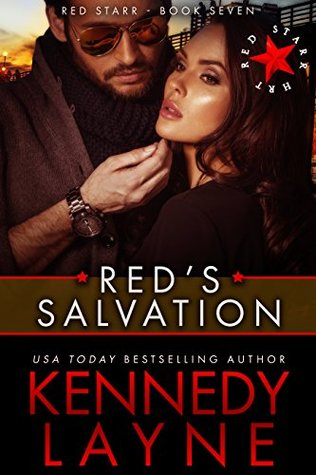 Red's Salvation (Red Starr, #7)