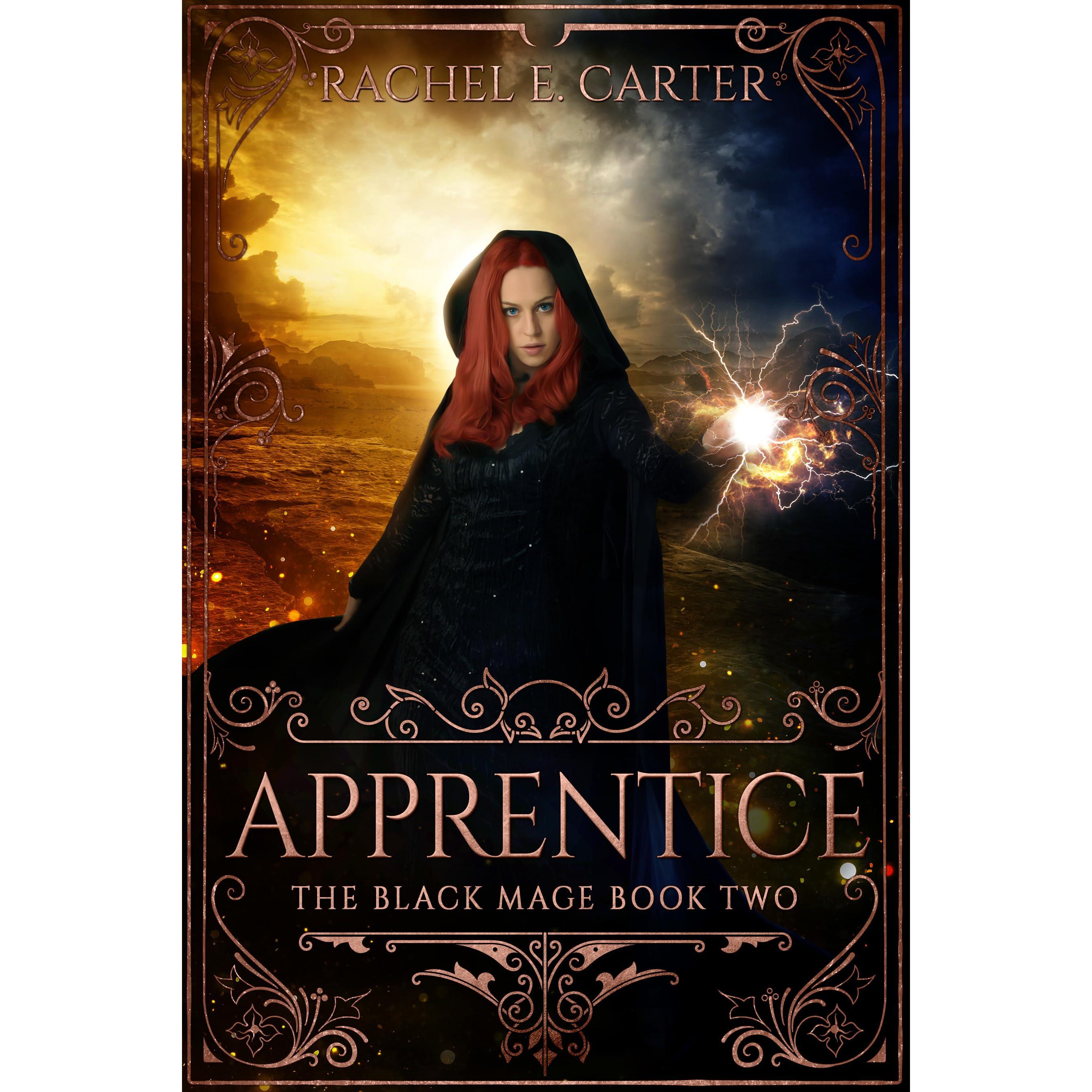 Apprentice (The Black Mage, #2) by Rachel E  Carter