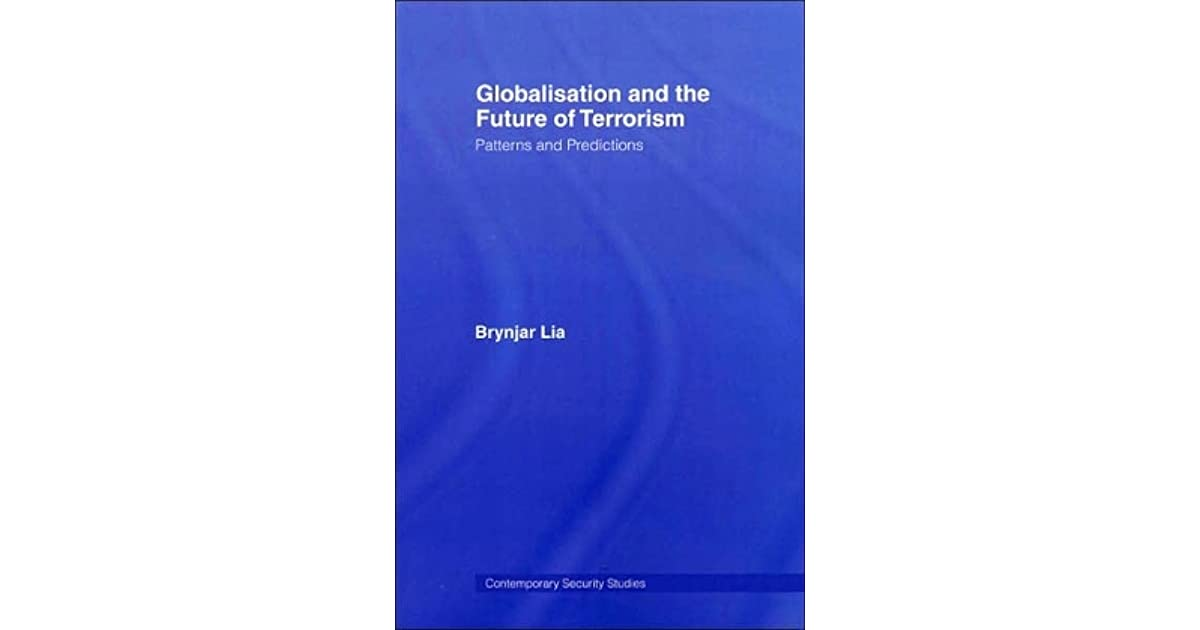 technology the future of terrorism essay Buy an essay today cis170: the future of digital crimes and digital terrorism use the internet or strayer library to research articles on the efforts of law enforcement agencies to combat digital crimes and digital terrorism, as well as the roles of such agencies in the future of the combat in question.