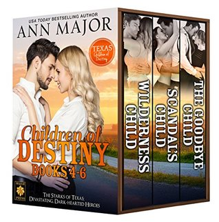 Children of Destiny Books 4-6 (Texas: Children of Destiny Book 10)