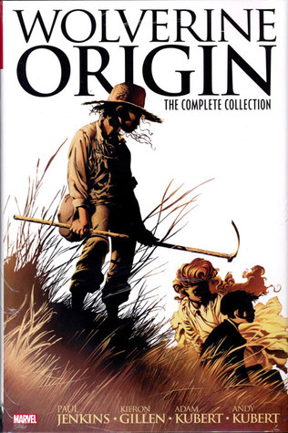 Wolverine: Origin Image