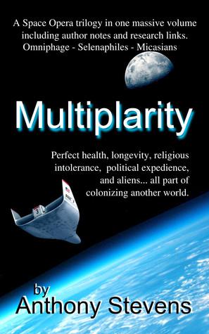 Multiplarity by Anthony  Stevens