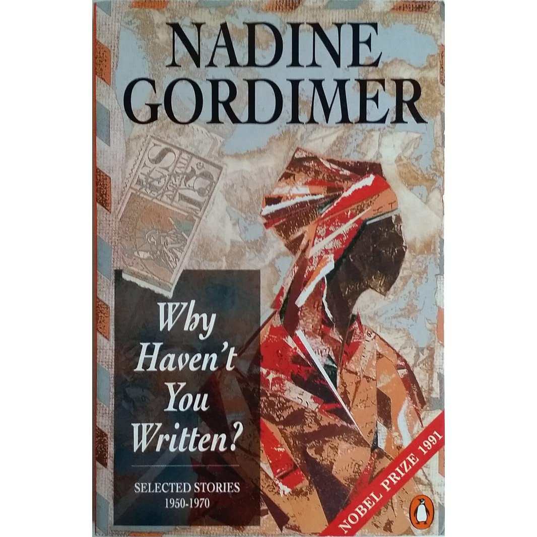 the soft voice of the serpent by nadine gordimer