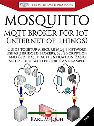 Mosquitto - MQTT Broker for IoT (Internet of Things): Guide