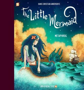 The Little Mermaid by Metaphrog
