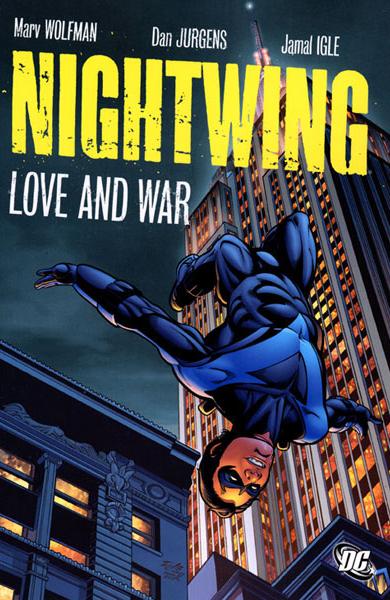 Nightwing: Love and War