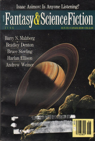 The Magazine of Fantasy & Science Fiction, June 1988 (The Magazine of Fantasy & Science Fiction, #445)