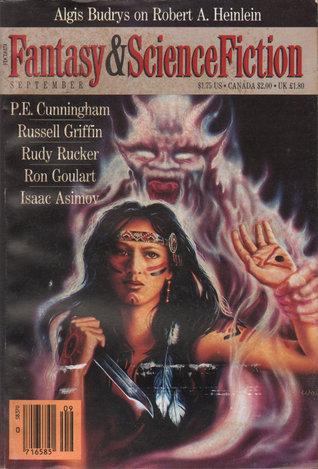 The Magazine of Fantasy & Science Fiction, September 1988 (The Magazine of Fantasy & Science Fiction, #448)