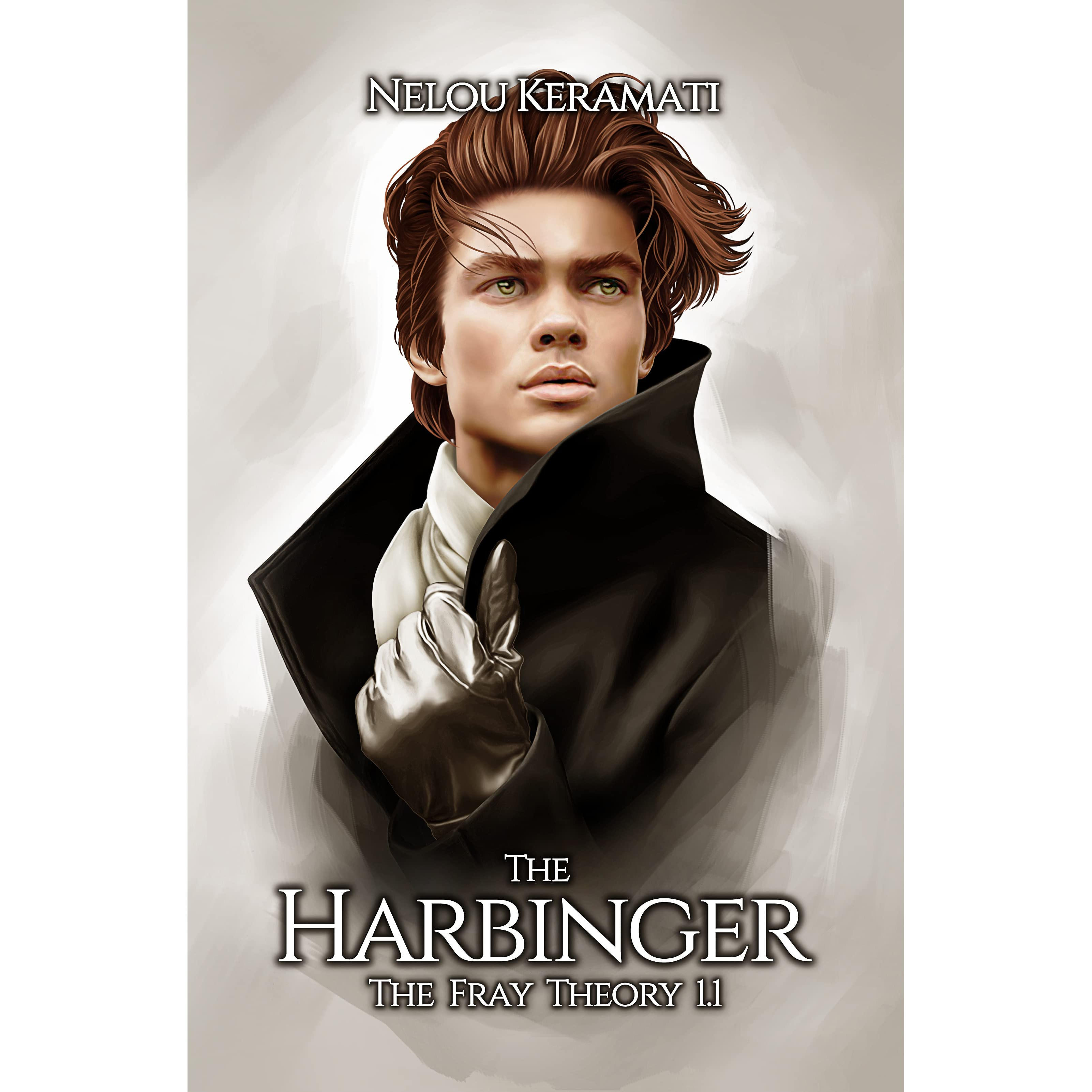 Making And Unmaking Worlds Genre Fiction And Theory: Book Giveaway For The Harbinger (The Fray Theory, #1.1) By