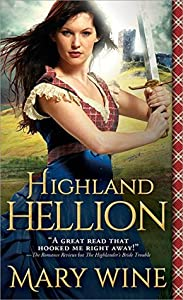 Highland Hellion (Highland Weddings, #3)