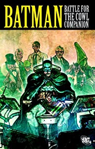 Batman: Battle for the Cowl Companion