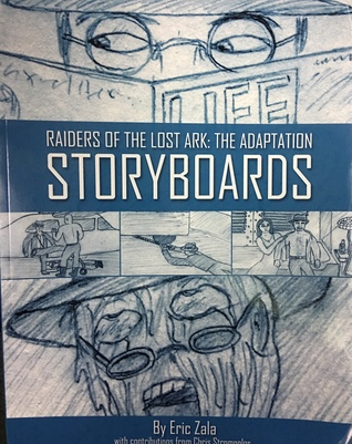 Raiders of the Lost Ark: The Adaptation Storyboards