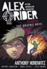 Scorpia: The Graphic Novel (Alex Rider: The Graphic Novels, #5)