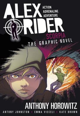 Scorpia: The Graphic Novel