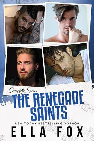 The Complete Renegade Saints Series (Renegade Saints, #1-4)