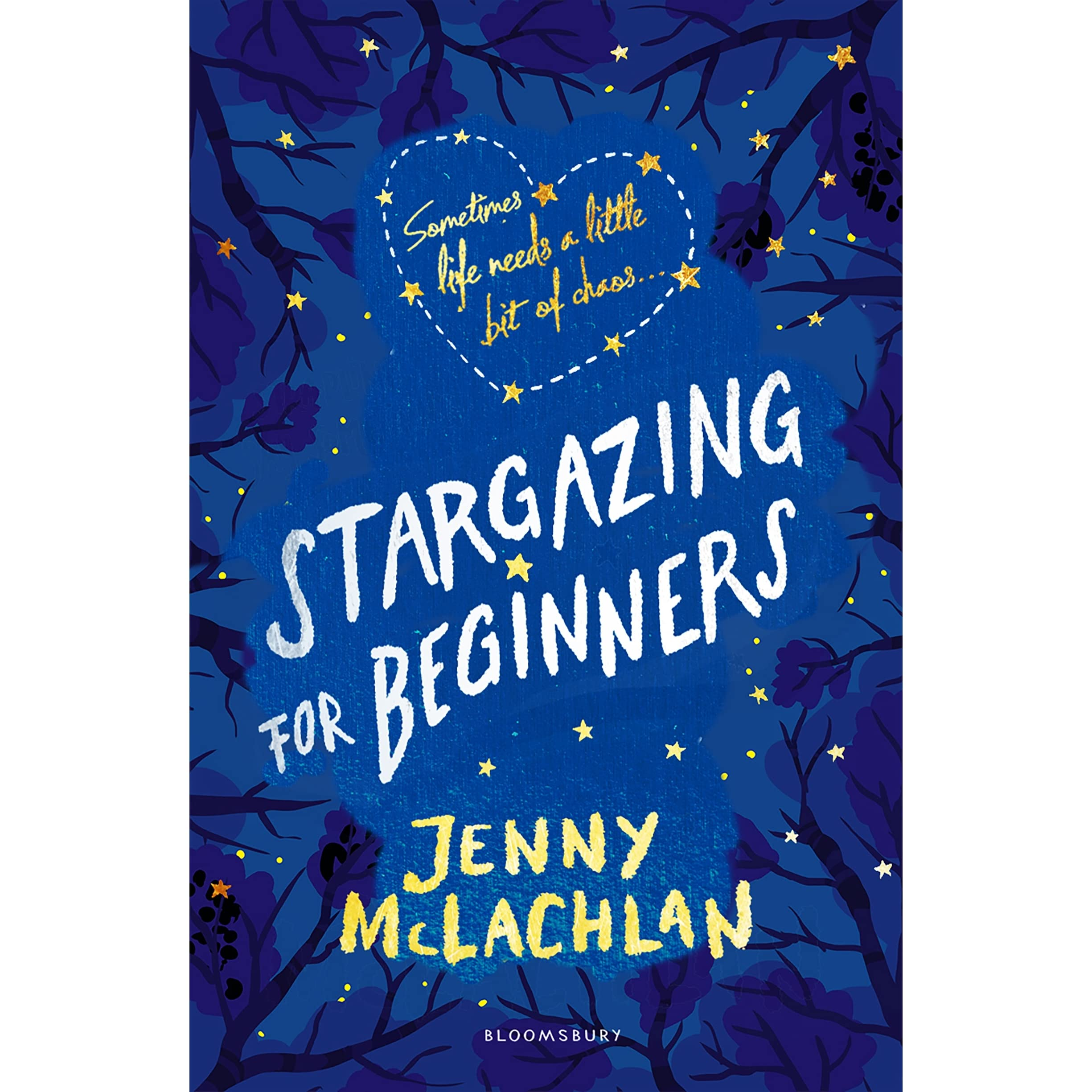 stargazing for beginners by jenny mclachlan reviews discussion bookclubs lists. Black Bedroom Furniture Sets. Home Design Ideas