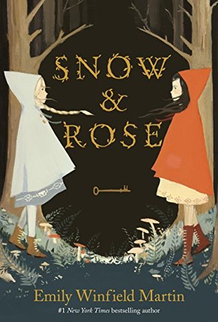 Snow & Rose cover (link to Goodreads)