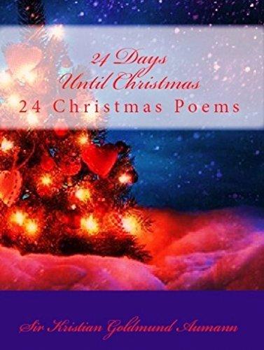 24 Days Until Christmas: 24 Christmas Poems