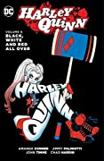 Harley Quinn, Vol. 6: Black, White and Red All Over