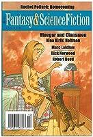 The Magazine of Fantasy & Science Fiction, January/February 2017