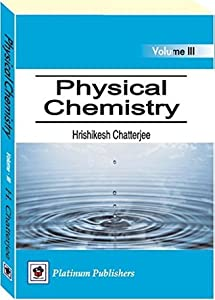 Physical Chemistry: Vol-Iii