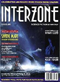 Interzone 200, September-October 2005