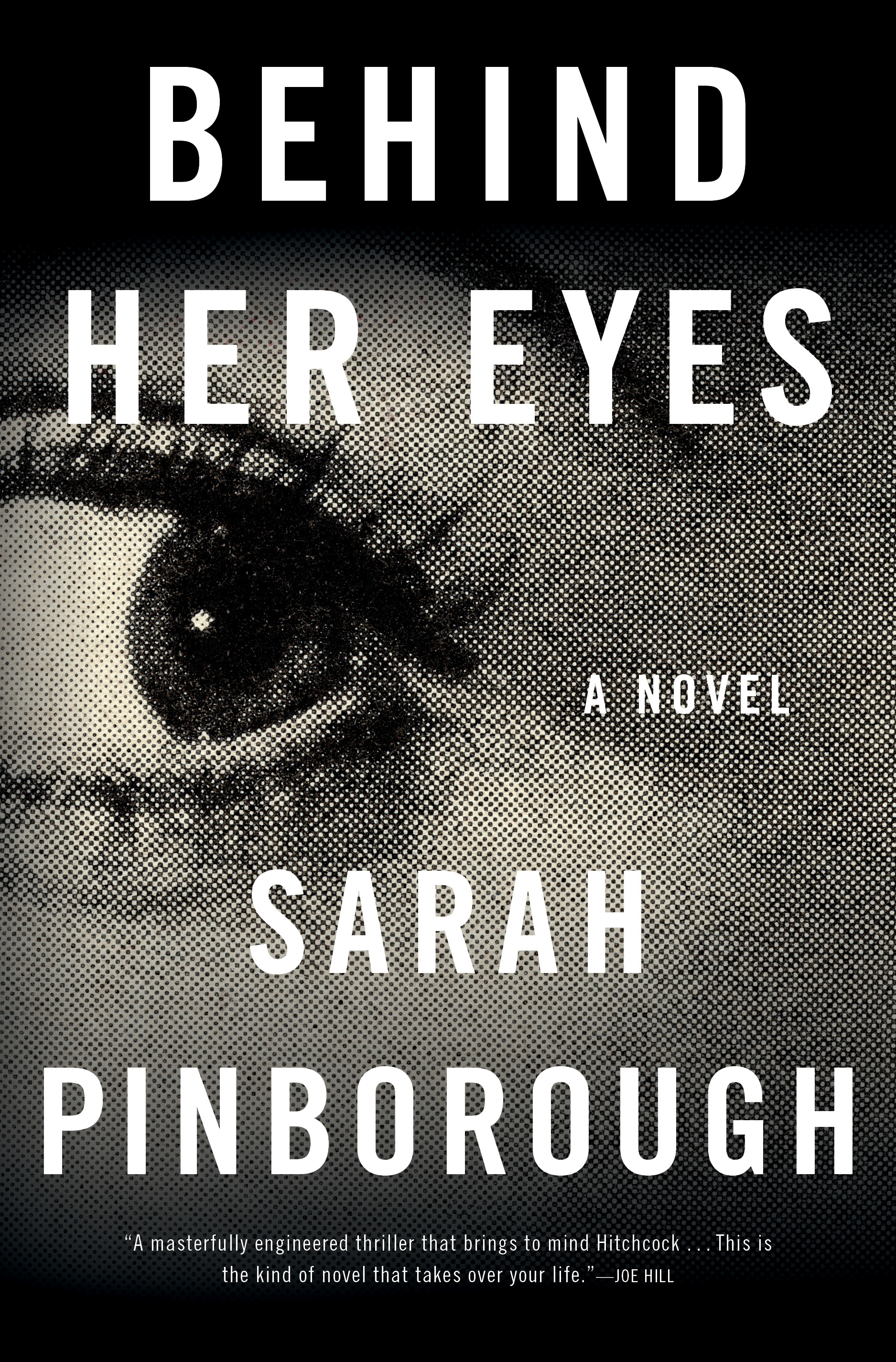 Sarah Pinborough - Behind Her Eyes