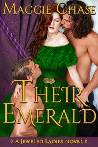 Their Emerald (The Jeweled Ladies, #2)