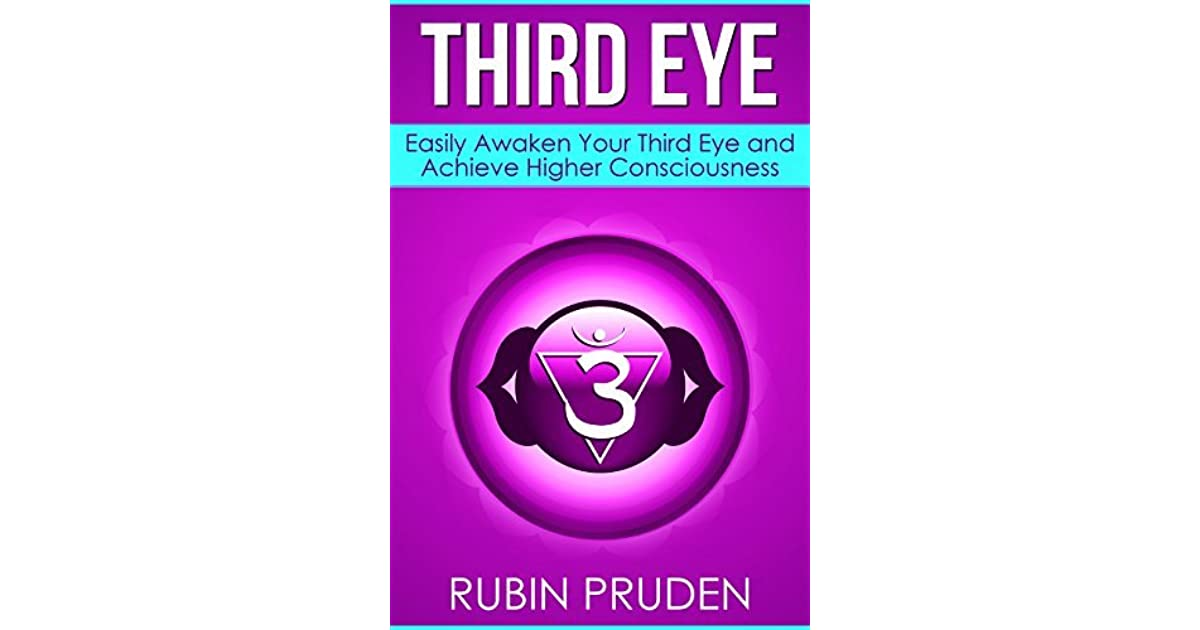 how to open your third eye book