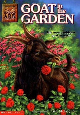 Goat in the Garden