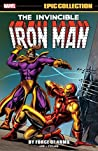 Iron Man Epic Collection Vol. 2: By Force of Arms